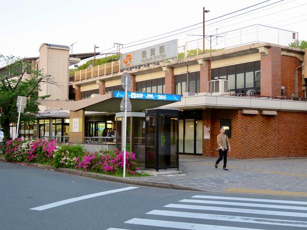 JR中央線の鶴舞駅(2019年5月) - 2