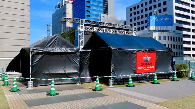 オアシス21で開催中の「ゴジラ・ウィーク・ナゴヤ」 - 11:ゴジラ・ナイトの会場
