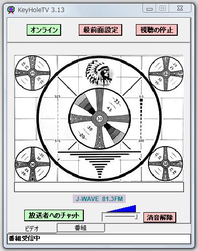 KeyHoleTVスクリーンショット - 2
