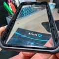 Photos: KYOKAのiPhone 7&8用の格安防水・耐衝撃ケース:1年半使って付いた細かい傷 - 1
