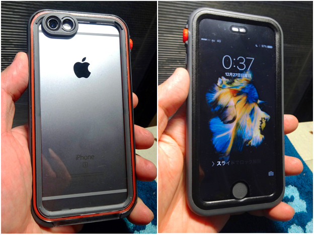 Catalyst Case for iPhone 6s No - 25