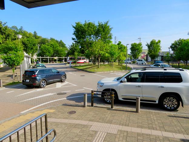 名鉄新鵜沼駅 - 4:駅前広場