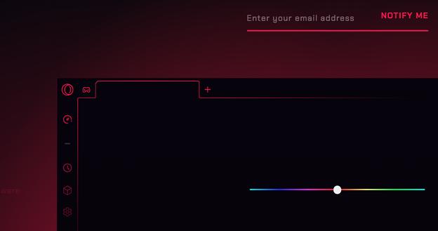 Operaがゲーマー向けブラウザ「Opera GX」のリリースを予告!? - 3