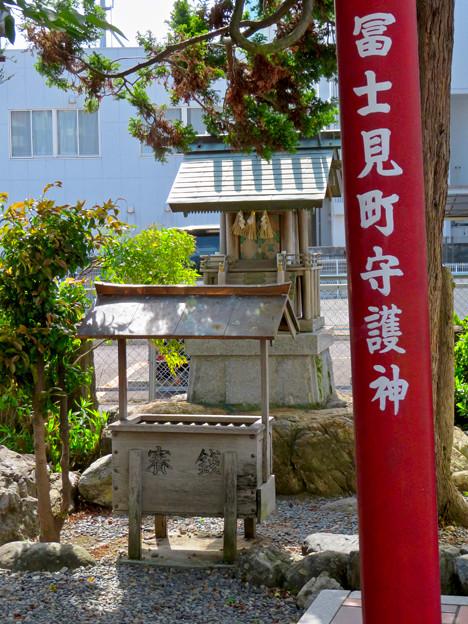 犬山駅前にある秋葉神社 - 4