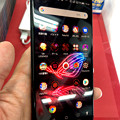 Photos: メモリ8GBでやたら動きがキビキビしてたASUSのゲーミングスマホ「ROG Phone」 - 1