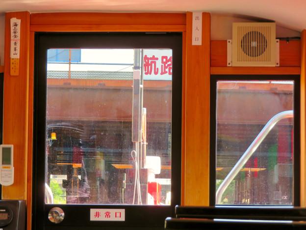 クルーズ名古屋(2019年5月)No - 10:船内から見た運河橋