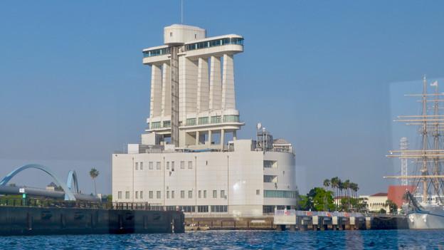 クルーズ名古屋(2019年5月)No - 158:船内から見たポートビル