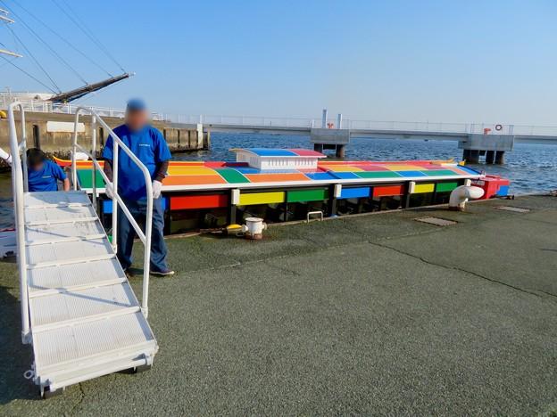 クルーズ名古屋(2019年5月)No - 169:ガーデンふ頭船着き場