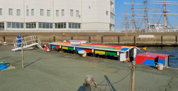 クルーズ名古屋(2019年5月)No - 170:ガーデンふ頭船着き場