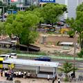 リニューアル工事中の久屋大通公園(2019年6月2日) - 4