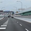 走行中の高速バス車内から見た名古屋高速 - 2