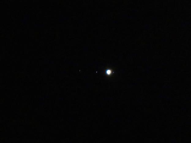 SX730HSで撮影できた木星とその衛星 - 1