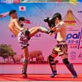 Photos: ネパールフェスティバル名古屋 2019 No - 29:ネパール人と日本人のムエタイ選手の公開スパーリング