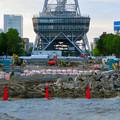 Photos: リニューアル工事中の久屋大通公園(2019年7月7日) - 8