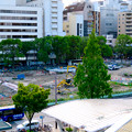 Photos: リニューアル工事中の久屋大通公園(2019年7月7日) - 10