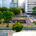 Photos: リニューアル工事中の久屋大通公園(2019年7月7日) - 11