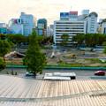 Photos: リニューアル工事中の久屋大通公園(2019年7月7日) - 13