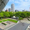 名古屋市科学館から見下ろした名古屋市美術館 - 1