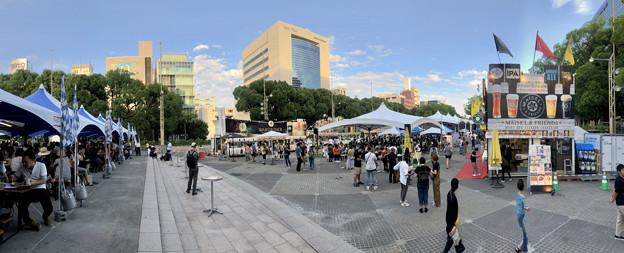 Photos: 名古屋オクトーバーフェスト 2019 No - 17:パノラマ
