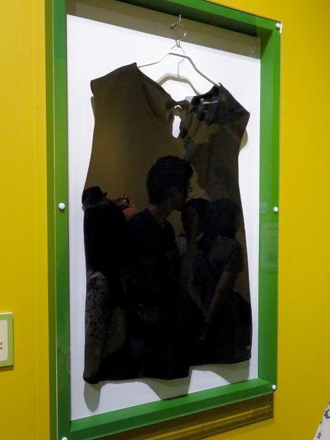 名古屋市科学館「絶滅動物研究所」展 No - 156:ゴリラ授乳用エプロン