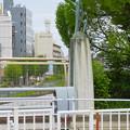 Photos: 新千種橋のたもとにある奇妙なオブジェ - 4