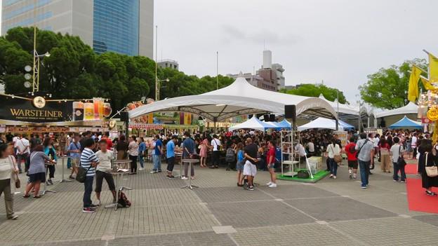 ビール日和の最終日、大勢の人で賑わってた「名古屋オクトーバーフェスト 2019」 - 5