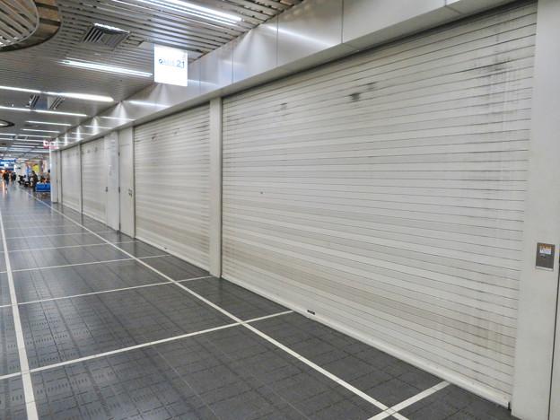 オアシス21 バスターミナル内の書店兼飲食店が閉店 - 2