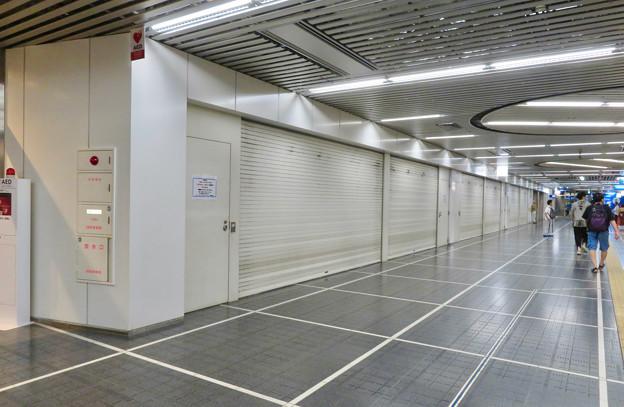 オアシス21 バスターミナル内の書店兼飲食店が閉店 - 3