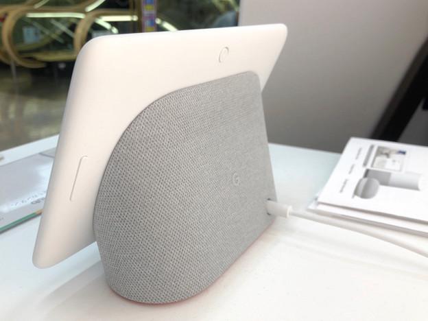 Google Nest Hub - 3:背面