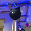ちょっと可愛らしかった松坂屋名古屋店の猫型提灯 - 2