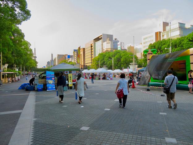 久屋大通公園:閑散としてたブラジル関係?のイベント - 1