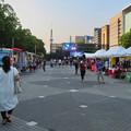 Photos: 久屋大通公園:閑散としてたブラジル関係?のイベント - 2