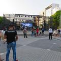Photos: 久屋大通公園:閑散としてたブラジル関係?のイベント - 3