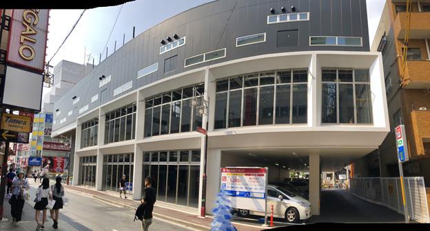 旧・大須中公設市場跡地に建設された商業施設「マルチボックス」、8月中旬にオープン! - 5:パノラマ