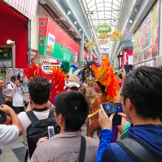 Photos: 大須夏まつり 2019:サンバパレード - 2