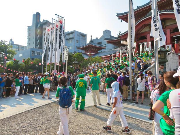 Photos: 大須夏まつり 2019:サンバパレード - 53