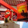 Photos: 大須商店街:映画「ライオンキング」PRのためライオンになってた招き猫広場の招き猫 - 7
