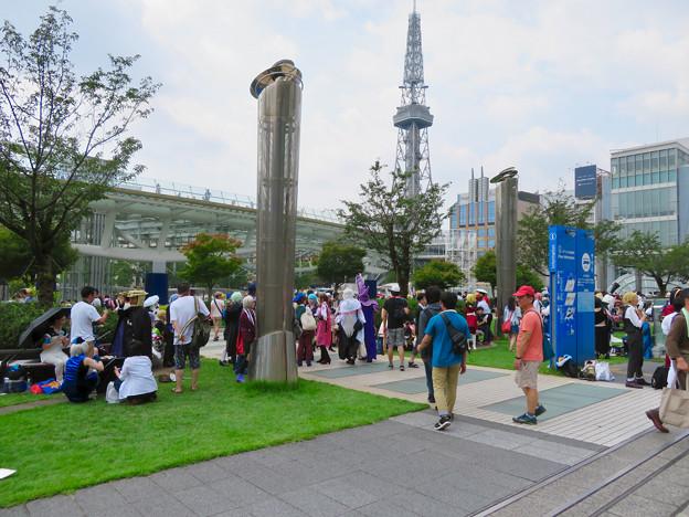 世界コスプレサミット 2019 No - 8:沢山の人で賑わう会場