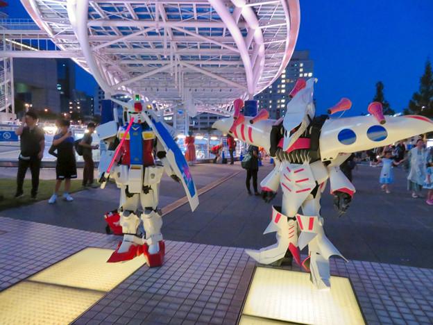 世界コスプレサミット 2019 No - 41:ガンダムとキュベレイ降臨!?