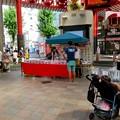 Photos: 大須タピオカサミット 2019 No - 2:招き猫広場の投票所とゴミ捨て場