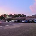 Photos: 日本ライン夏まつり納涼花火大会の日の犬山成田山 - 2:満車だった駐車場