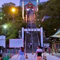 Photos: 日本ライン夏まつり納涼花火大会の日の犬山成田山 - 3