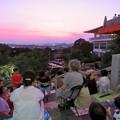 日本ライン夏まつり納涼花火大会の日の犬山成田山 - 7:花火の打ち上げを待ってる人たち