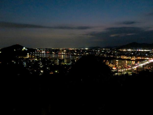 犬山成田山から見た夜景 - 11