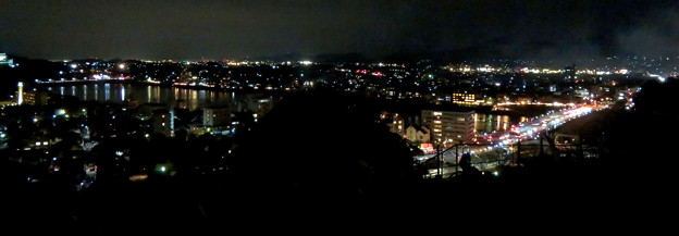 犬山成田山から見た夜景 - 14