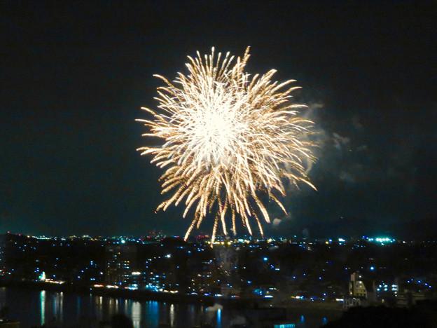 犬山成田山から見た日本ライン夏まつり納涼花火大会 2019の花火 - 22