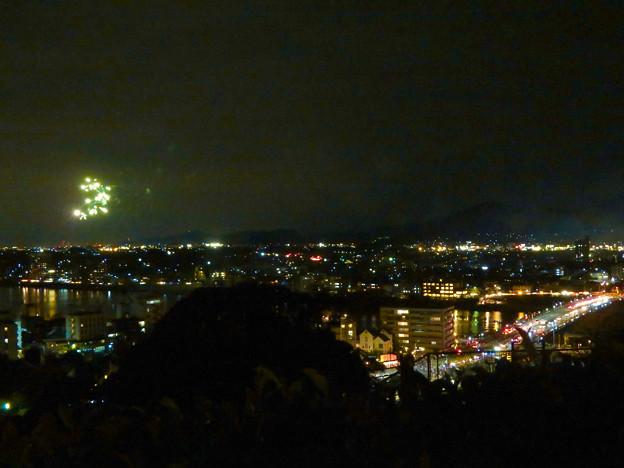 犬山成田山から見た日本ライン夏まつり納涼花火大会 2019の花火 - 30