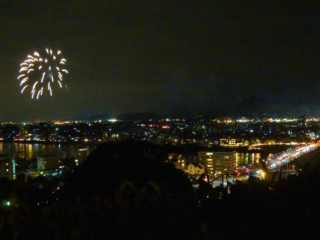 犬山成田山から見た日本ライン夏まつり納涼花火大会 2019の花火 - 32