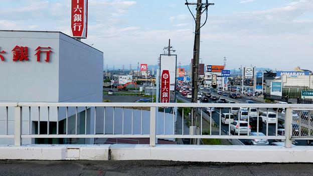 解体工事中の旧・ザ・モール春日井(2019年8月16日) - 17:マクドナルド ザ・モール春日井店の建物がなくなる