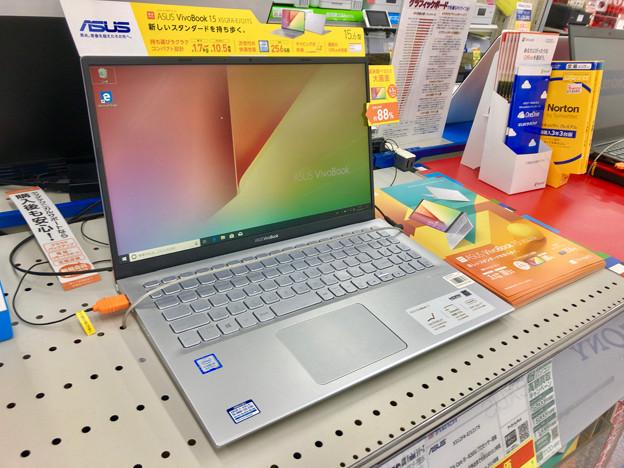 良いかもと思ったASUS Vivobook 15 X512FA